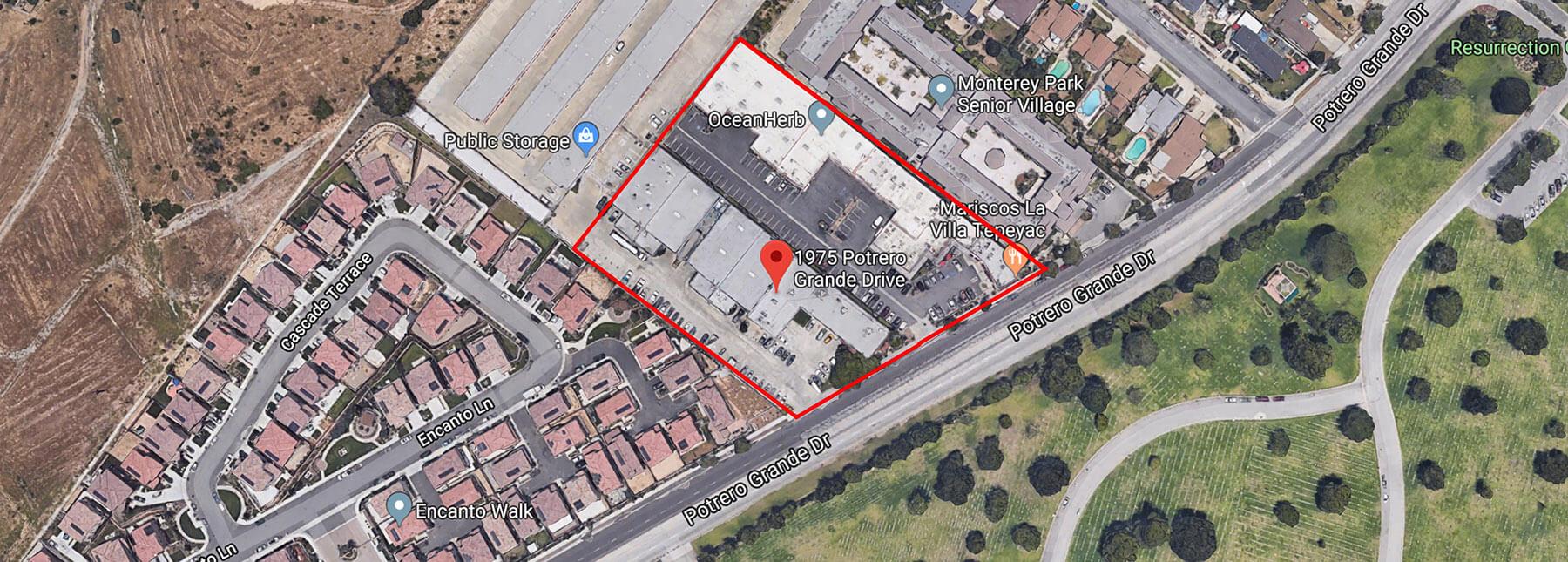 potrero grande industrial facilities properties mcap partners